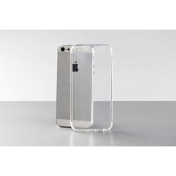 ỐP LƯNG DẺO TRONG SUỐT IPHONE 4
