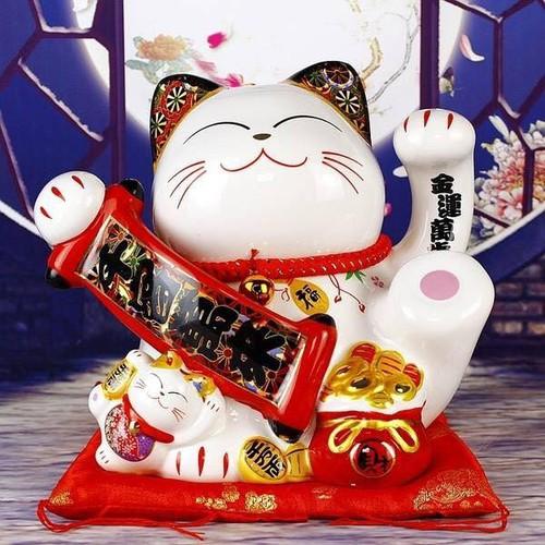 mèo sứ may mắn - 5670300 , 12109176 , 15_12109176 , 1250000 , meo-su-may-man-15_12109176 , sendo.vn , mèo sứ may mắn