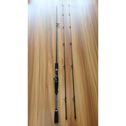 Cần câu lure ngang Shimano Angler 2m1 2 ngọn M và MH