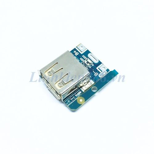 Mạch sạc và bảo vệ pin lithium 3.7V đầu ra cổng USB cái dòng 1A - 5666565 , 12105502 , 15_12105502 , 15000 , Mach-sac-va-bao-ve-pin-lithium-3.7V-dau-ra-cong-USB-cai-dong-1A-15_12105502 , sendo.vn , Mạch sạc và bảo vệ pin lithium 3.7V đầu ra cổng USB cái dòng 1A