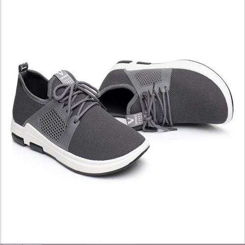 giày nam cao cấp vsposrt 8533 ghi