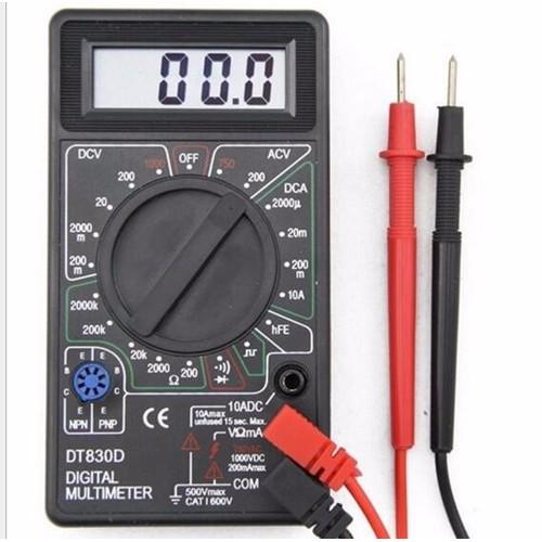 Đồng hồ đo VOM vạn năng điện tử DT-830D có loa thông mạch - 5680260 , 12121587 , 15_12121587 , 69000 , Dong-ho-do-VOM-van-nang-dien-tu-DT-830D-co-loa-thong-mach-15_12121587 , sendo.vn , Đồng hồ đo VOM vạn năng điện tử DT-830D có loa thông mạch