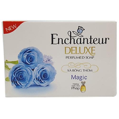 Xà bông Enchanteur Magic hương nước hoa Pháp hộp 90g - 5683263 , 12125923 , 15_12125923 , 79000 , Xa-bong-Enchanteur-Magic-huong-nuoc-hoa-Phap-hop-90g-15_12125923 , sendo.vn , Xà bông Enchanteur Magic hương nước hoa Pháp hộp 90g