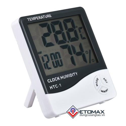 Máy đo nhiệt độ độ ẩm HTC-1 - 5682949 , 12125032 , 15_12125032 , 150000 , May-do-nhiet-do-do-am-HTC-1-15_12125032 , sendo.vn , Máy đo nhiệt độ độ ẩm HTC-1