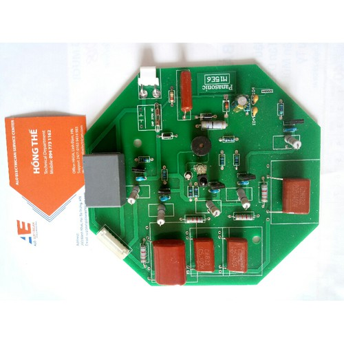 Mạch điều khiển quạt trần Panasonic 5 cánh - 5680255 , 12121576 , 15_12121576 , 350000 , Mach-dieu-khien-quat-tran-Panasonic-5-canh-15_12121576 , sendo.vn , Mạch điều khiển quạt trần Panasonic 5 cánh