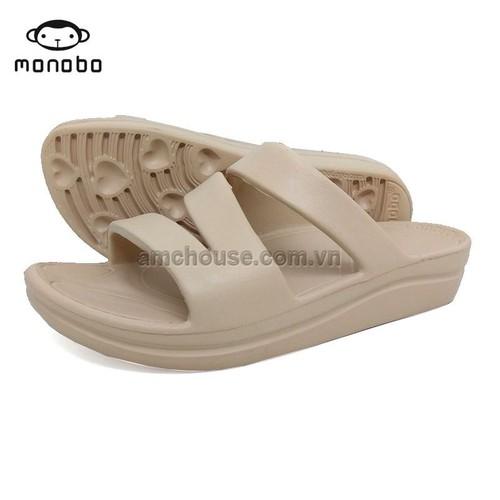 Dép nhựa đúc Thái Lan nữ chữ Z, đế cao MONOBO- MONIGA 3 - 4501296 , 12116215 , 15_12116215 , 195000 , Dep-nhua-duc-Thai-Lan-nu-chu-Z-de-cao-MONOBO-MONIGA-3-15_12116215 , sendo.vn , Dép nhựa đúc Thái Lan nữ chữ Z, đế cao MONOBO- MONIGA 3
