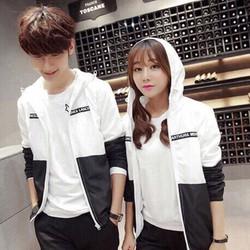 Áo khoác nam nữ phong cách Hàn Quốc