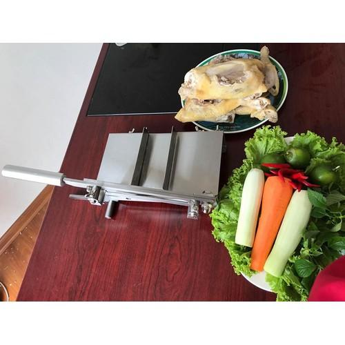 Máy Thái Thịt Cắt Xương  Đa Năng Foodcom