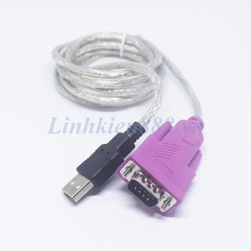 Cáp chuyển đổi USB sang RS232 BF-810