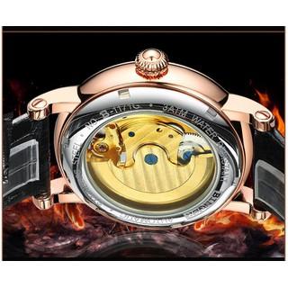 [SIÊU HOT]Đồng hồ cơ lộ máy cao cấp chính hãng Binger thời trang cao cấp [ĐƯỢC KIỂM HÀNG] - 12140981 thumbnail