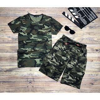 Quần áo thể thao nam Đồ Bộ Thun Dáng Thể Thao Cao Cấp-AKCC34 - AKCC34 thumbnail