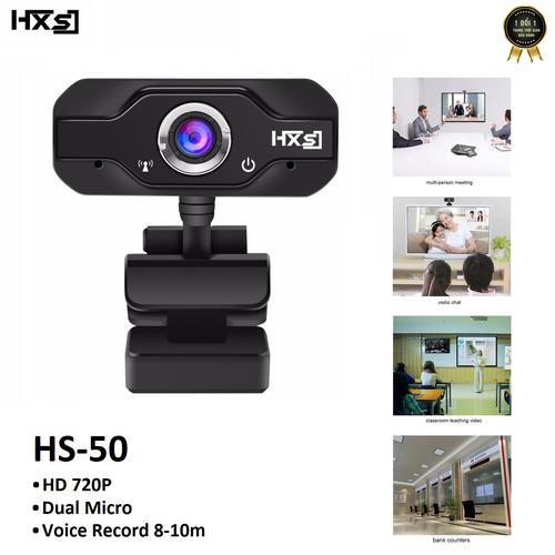 Webcam máy tính hội nghị HXSJ S50 HD 720P Dual Mic - Thu âm 10m - 5692396 , 12137619 , 15_12137619 , 859000 , Webcam-may-tinh-hoi-nghi-HXSJ-S50-HD-720P-Dual-Mic-Thu-am-10m-15_12137619 , sendo.vn , Webcam máy tính hội nghị HXSJ S50 HD 720P Dual Mic - Thu âm 10m