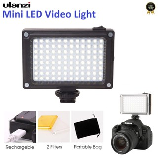Đèn LED Quay Phim Mini Cho Điện Thoại Ulanzi FT-96 - Ulanzi FT96 1 thumbnail