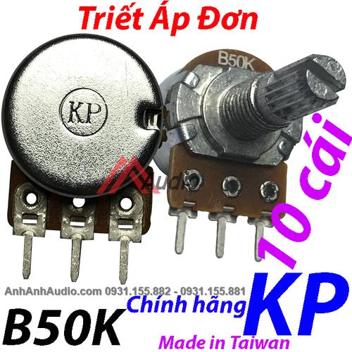 Triết áp đơn B50K có Nấc | hàng xịn KP Taiwan | Chiết áp,Volume amply - 5697848 , 12144664 , 15_12144664 , 65000 , Triet-ap-don-B50K-co-Nac-hang-xin-KP-Taiwan-Chiet-apVolume-amply-15_12144664 , sendo.vn , Triết áp đơn B50K có Nấc | hàng xịn KP Taiwan | Chiết áp,Volume amply