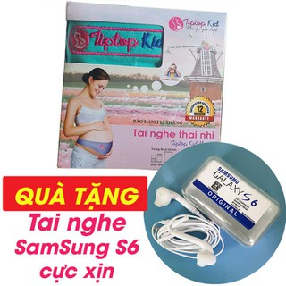 [TẶNG TAI NGHE CHO MẸ] TAI NGHE BÀ BẦU TIPTOP KID - tai nghe thai nhi - TNBBS thumbnail