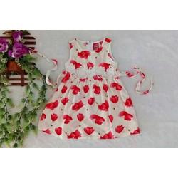 Đầm tol xịn cho bé 1-3 tuổi