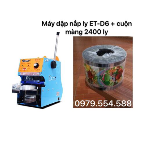 Máy ép ly máy dập miệng cốc  500ml D6 tặng kèm 1 cuộn màng - 5690128 , 12134816 , 15_12134816 , 2500000 , May-ep-ly-may-dap-mieng-coc-500ml-D6-tang-kem-1-cuon-mang-15_12134816 , sendo.vn , Máy ép ly máy dập miệng cốc  500ml D6 tặng kèm 1 cuộn màng