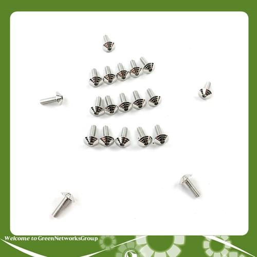 Bộ 20 ốc 6 ly màu bạch kim gắn dàn áo Honde GreenNetworks