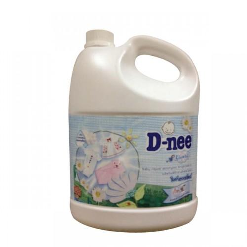 Nước giặt D-nee 3000ml trắng