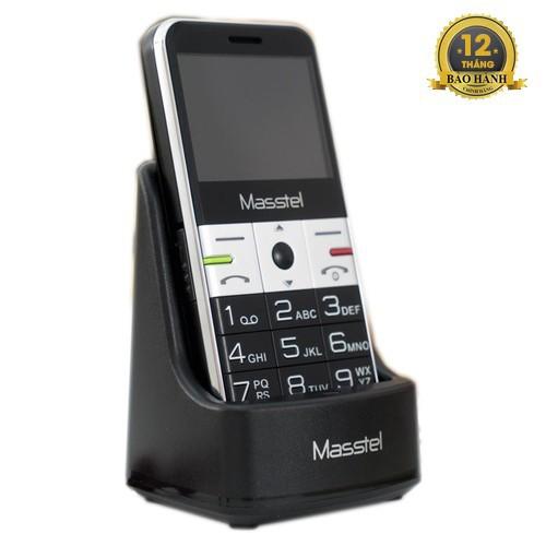 Điện thoại cho người già tốt nhất 2018 MASSTEL FAMI S