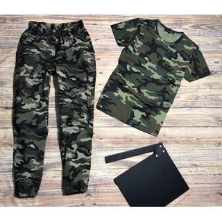 Quần áo thể thao nam Đồ Bộ Thun Dáng Thể Thao Cao Cấp-AKCC35 - AKCC35 thumbnail