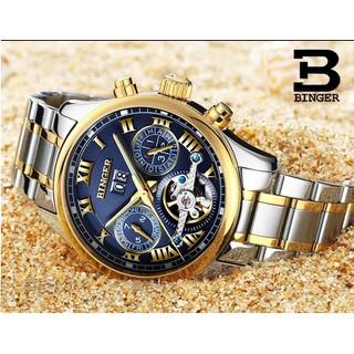 Đồng hồ cơ lộ máy chính hãng BInger đẳng cấp [ĐƯỢC KIỂM HÀNG] - 12140132 thumbnail