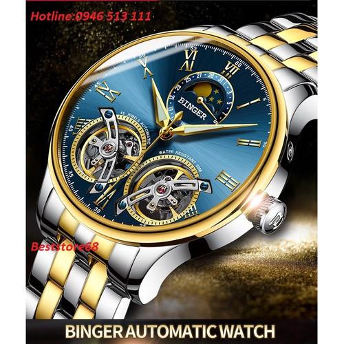Đồng hồ cơ lộ máy cao cấp chính hãng Binger thời trang 2018 mẫu BG11 - 5696342 , 12142507 , 15_12142507 , 6398000 , Dong-ho-co-lo-may-cao-cap-chinh-hang-Binger-thoi-trang-2018-mau-BG11-15_12142507 , sendo.vn , Đồng hồ cơ lộ máy cao cấp chính hãng Binger thời trang 2018 mẫu BG11