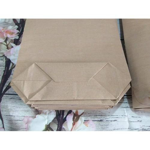Túi giấy gói hàng dày cho các shop - dùng thử 20cm x 26cm - 50 túi
