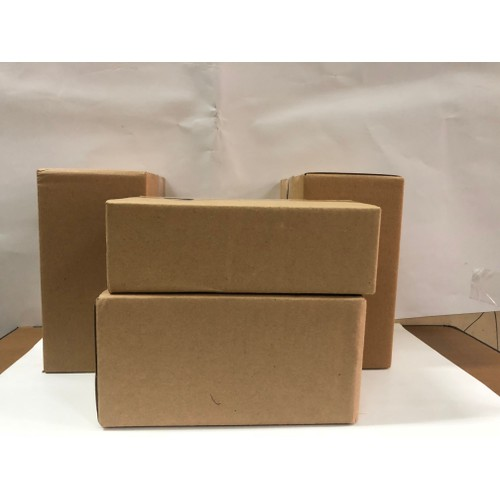 Hộp carton CỰC SIÊU RẺ 12x12x26, số lượng 100 hộp