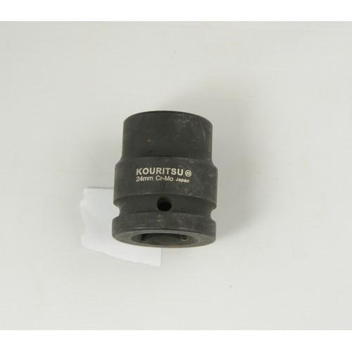 Khẩu tuýp ngắn cho súng  vặn đầu 3 phần 4 26 mm