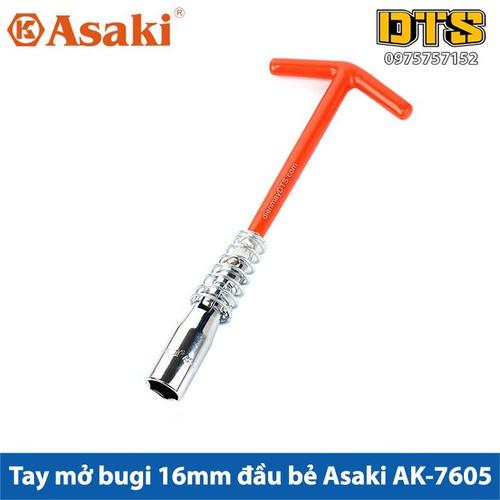 Tay mở bugi 16mm đầu bẻ Asaki AK-7605 - 10878585 , 12166009 , 15_12166009 , 120000 , Tay-mo-bugi-16mm-dau-be-Asaki-AK-7605-15_12166009 , sendo.vn , Tay mở bugi 16mm đầu bẻ Asaki AK-7605