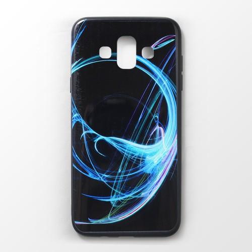 Ốp lưng cứng Samsung Galaxy J7 Duo họa tiết 6