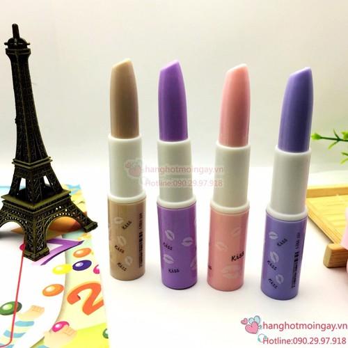 Bút bi kiểu son môi