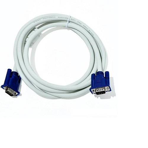 Dây cáp VGA 5m trắng