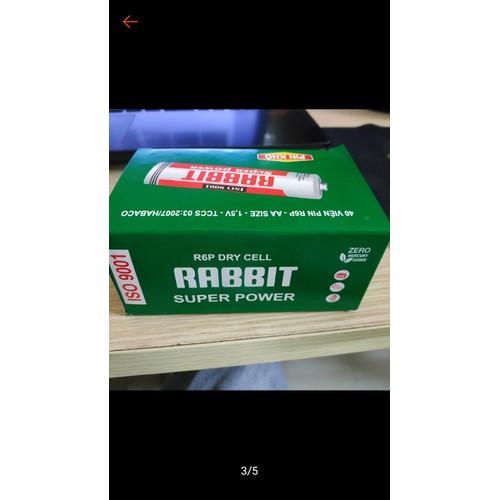 10 hộp pin con thỏ AA - 5703149 , 12149789 , 15_12149789 , 557000 , 10-hop-pin-con-tho-AA-15_12149789 , sendo.vn , 10 hộp pin con thỏ AA