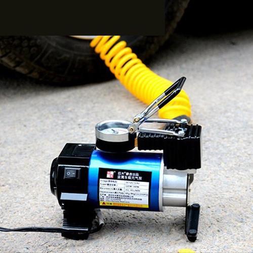Bơm lốp mini xe hơi - 6081813 , 12604566 , 15_12604566 , 850000 , Bom-lop-mini-xe-hoi-15_12604566 , sendo.vn , Bơm lốp mini xe hơi