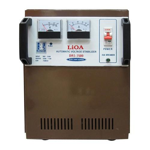 Ổn áp 1 pha LIOA DRI-75000 7.5kVA điện áp vào 90V-250V - 6076615 , 12598461 , 15_12598461 , 5660000 , On-ap-1-pha-LIOA-DRI-75000-7.5kVA-dien-ap-vao-90V-250V-15_12598461 , sendo.vn , Ổn áp 1 pha LIOA DRI-75000 7.5kVA điện áp vào 90V-250V