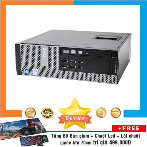PC DELL OPTIPLEX 7010 SFF,I5 3470,R 8GB,SSD120GB,Rời 2GB