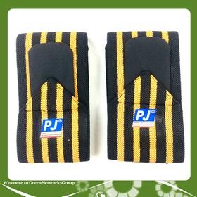 Bộ 2 đai quấn bảo vệ cổ tay PJ dành tập gym GreenNetworks - gng-181101-dai-quan-co-tay