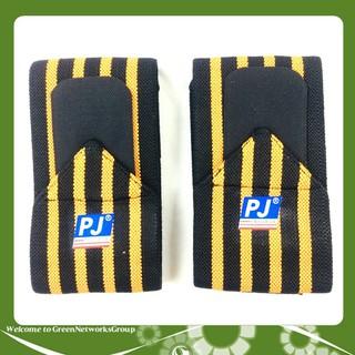 Bộ 2 đai quấn bảo vệ cổ tay PJ dành tập gym GreenNetworks - gng-181101-dai-quan-co-tay thumbnail