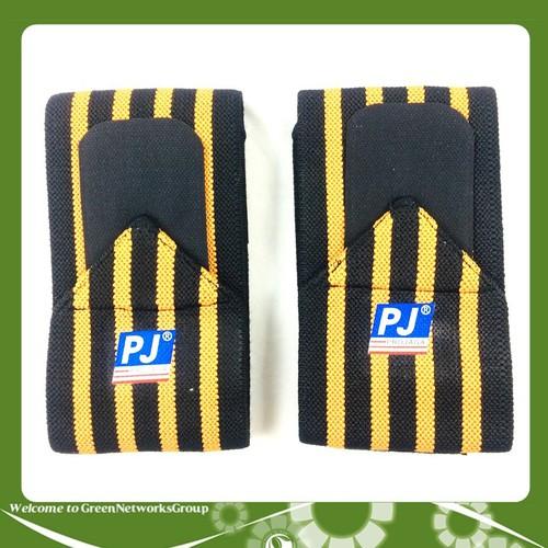 Bộ 2 đai quấn bảo vệ cổ tay PJ dành tập gym GreenNetworks - 6075607 , 12597556 , 15_12597556 , 199000 , Bo-2-dai-quan-bao-ve-co-tay-PJ-danh-tap-gym-GreenNetworks-15_12597556 , sendo.vn , Bộ 2 đai quấn bảo vệ cổ tay PJ dành tập gym GreenNetworks