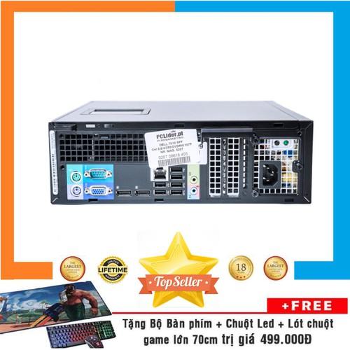 PC DELL OPTIPLEX 7010 SFF,I5 3470,R 4GB,HDD500GB,Rời 2GB