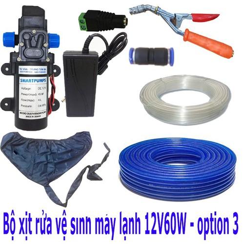 Bộ Rửa Xe Vệ Sinh Máy Lạnh 12V 60W option 3 - 6085652 , 12608303 , 15_12608303 , 1120000 , Bo-Rua-Xe-Ve-Sinh-May-Lanh-12V-60W-option-3-15_12608303 , sendo.vn , Bộ Rửa Xe Vệ Sinh Máy Lạnh 12V 60W option 3