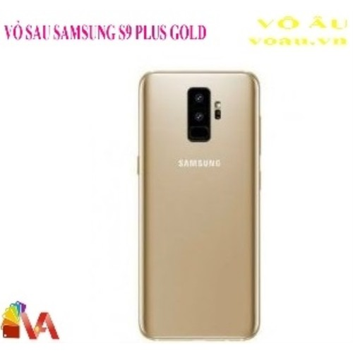 NẮP LƯNG SAMSUNG S9 PLUS MÀU GOLD