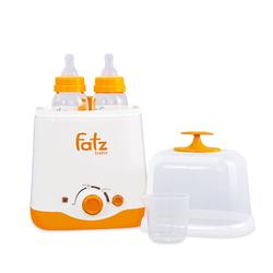 Máy hâm và tiệt trùng 2 bình cổ rộng Fatz Baby 3012SL BH hãng 1 năm