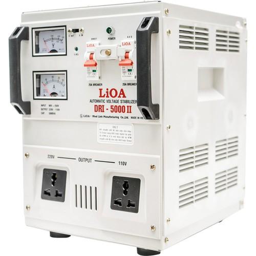 Ổn áp 1 pha LIOA DRI-5000 II 5kVA điện áp vào 90V-250V-Thế hệ mới 2018 - 6075516 , 12597365 , 15_12597365 , 3990000 , On-ap-1-pha-LIOA-DRI-5000-II-5kVA-dien-ap-vao-90V-250V-The-he-moi-2018-15_12597365 , sendo.vn , Ổn áp 1 pha LIOA DRI-5000 II 5kVA điện áp vào 90V-250V-Thế hệ mới 2018