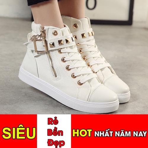 Giày thể thao Hàn Quốc nữ, giày độn đế sneaker, giày nữ thể thao - 6075330 , 12596750 , 15_12596750 , 419000 , Giay-the-thao-Han-Quoc-nu-giay-don-de-sneaker-giay-nu-the-thao-15_12596750 , sendo.vn , Giày thể thao Hàn Quốc nữ, giày độn đế sneaker, giày nữ thể thao