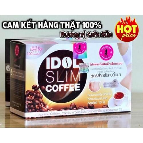CAFE GIẢM CÂN IDOL SLIM THÁI LAN - 6091973 , 12617850 , 15_12617850 , 170000 , CAFE-GIAM-CAN-IDOL-SLIM-THAI-LAN-15_12617850 , sendo.vn , CAFE GIẢM CÂN IDOL SLIM THÁI LAN