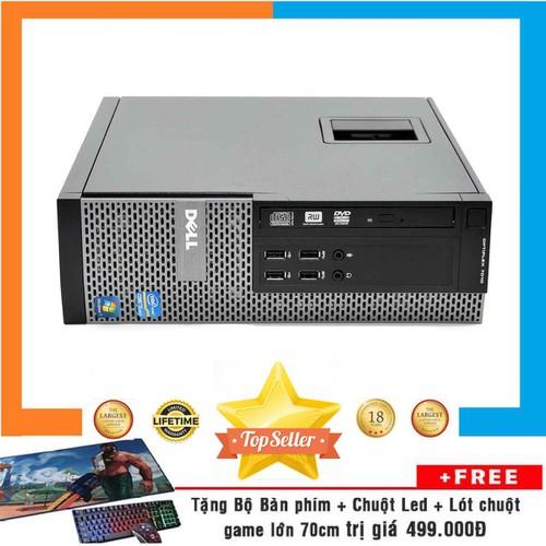 PC khủng DELL OPTIPLEX 7010 SFF,I5 3470,R 8GB,SSD240GB,Rời 2GB