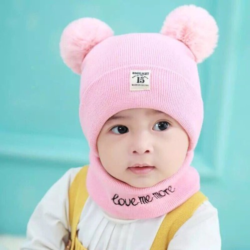 Mũ len 2 quả bông kèm khăn ống cho bé - 4492883 , 13780576 , 15_13780576 , 120000 , Mu-len-2-qua-bong-kem-khan-ong-cho-be-15_13780576 , sendo.vn , Mũ len 2 quả bông kèm khăn ống cho bé